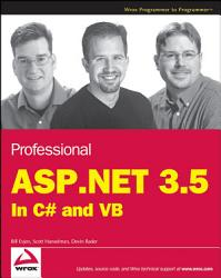 Professional ASP NET 3 5 PDF