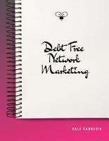 Debt Free Network Marketing PDF