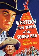 Western Film Series of the Sound Era PDF