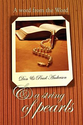 A Word from the Word   a String of Pearls