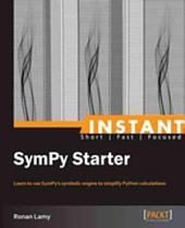 Instant SymPy Starter
