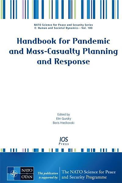 Handbook for Pandemic and Mass Casualty Planning and Response