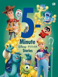 Kisah Kisah 5 Menit Disney Pixar  5 Minute Disney Pixar Stories  PDF