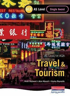 GCE AS Travel and Tourism Single Award for AQA PDF