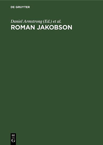 Roman Jakobson PDF