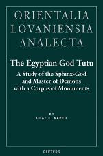 The Egyptian God Tutu