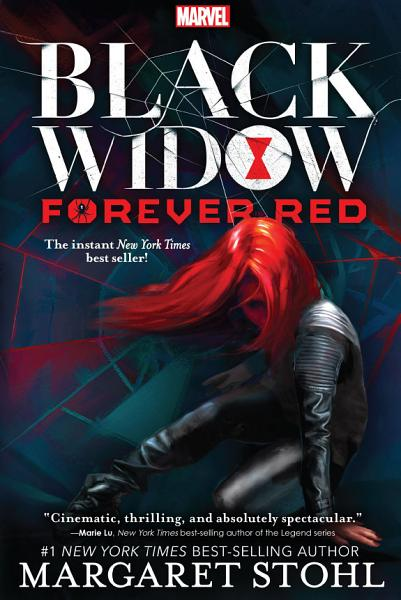 Download Black Widow  Forever Red Book