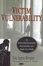 Victim Vulnerability