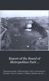 Report of the Board of Metropolitan Park Commissioners: Volume 17