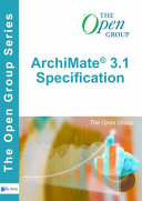 Archimate r  3 1 Specification PDF