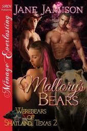 Mallory's Bears [Werebears of Shatland, Texas 2]