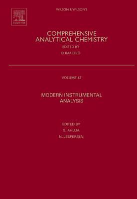 Modern Instrumental Analysis