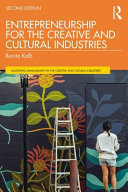 Entrepreneurship for the Creative and Cultural Industries PDF