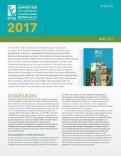 2017 Rapport sur les politiques alimentaires mondiales: Synopsis