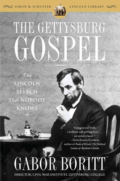 Download The Gettysburg Gospel Book