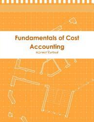 Fundamentals Of Cost Accounting Book PDF