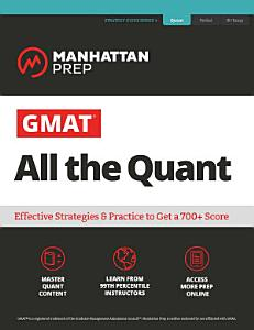 GMAT All the Quant Book