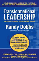 Transformational Leadership  A Blueprint for Real Organizational Change
