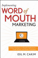 Implementing Word of Mouth Marketing PDF