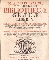 Bibliotheca Graeca: Volume 5