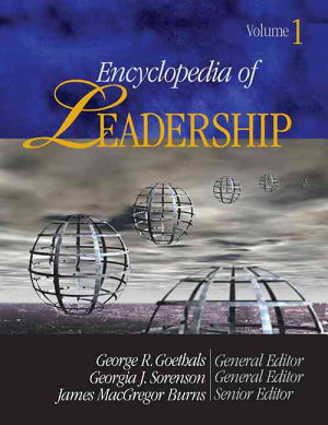 Encyclopedia of leadership PDF