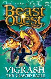 Vigrash the Clawed Eagle: Book 4