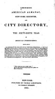 Longworth s American Almanac  New York Register  and City Directory     PDF