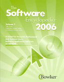 The Software Encyclopedia 2006 PDF