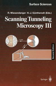 Scanning Tunneling Microscopy III PDF