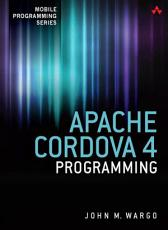 Apache Cordova 4 Programming PDF