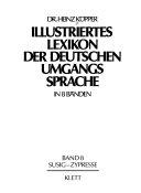 Illustriertes Lexikon der deutschen Umgangssprache PDF