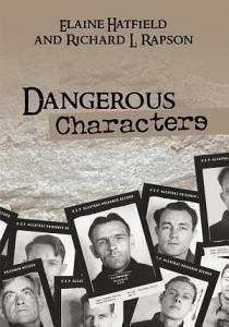 Dangerous Characters Book