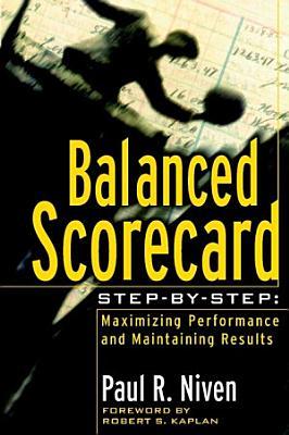 Balanced Scorecard Step by Step