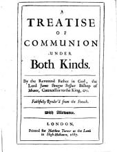 A Treatise of Communion Under Both Kinds