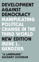 Development Against Democracy PDF