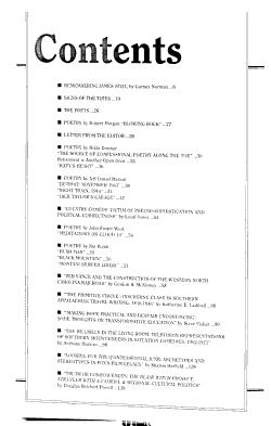 Appalachian Journal PDF