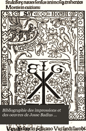 Bibliographie (Aegidius à Juvencus)