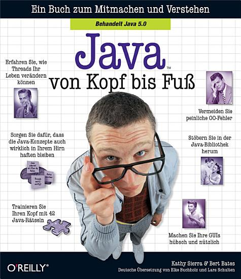 Java von Kopf bis Fuss PDF