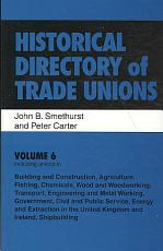 Historical Directory of Trade Unions PDF