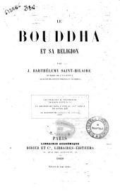 Le Bouddha et sa religion par J. Barthelemy Saint-Hilaire