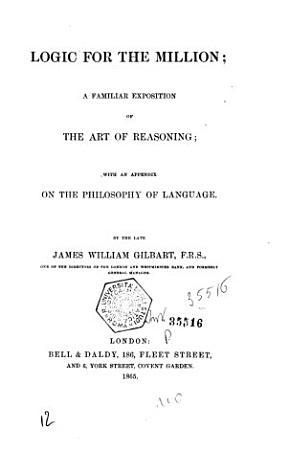 The Works of James William Gilbart PDF