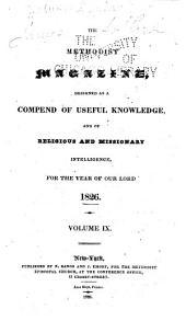 The Methodist Review: Volume 9