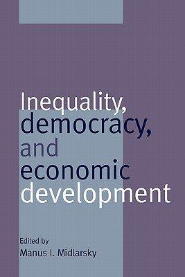 Inequality  Democracy  and Economic Development PDF