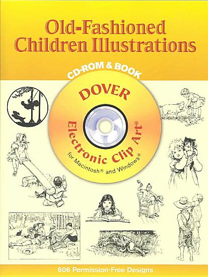 Old Fashioned Children Illustrations PDF