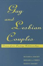 Gay and Lesbian Couples
