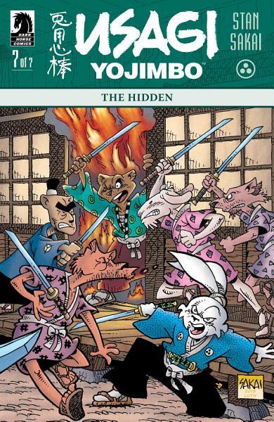 Usagi Yojimbo  The Hidden  7 PDF