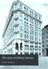 The Story of Library Bureau