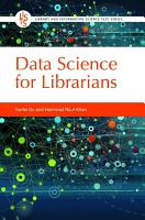 Data Science for Librarians PDF