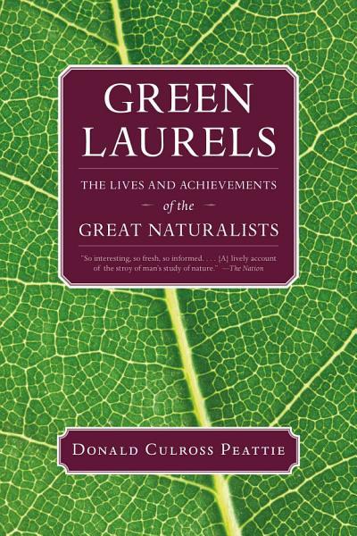 Green Laurels Pdf Book