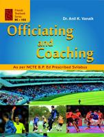 Officiating and Coaching PDF